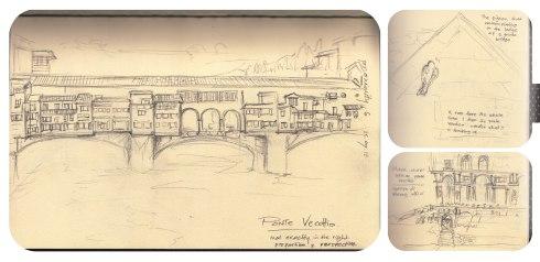 ponte vecchio n uffizi